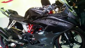 Koncepcyjny motocykl TVS Akula 310 na bazie BMW G310R