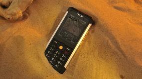 CAT B100: Pancerny telefon od Caterpillar wchodzi na polski rynek