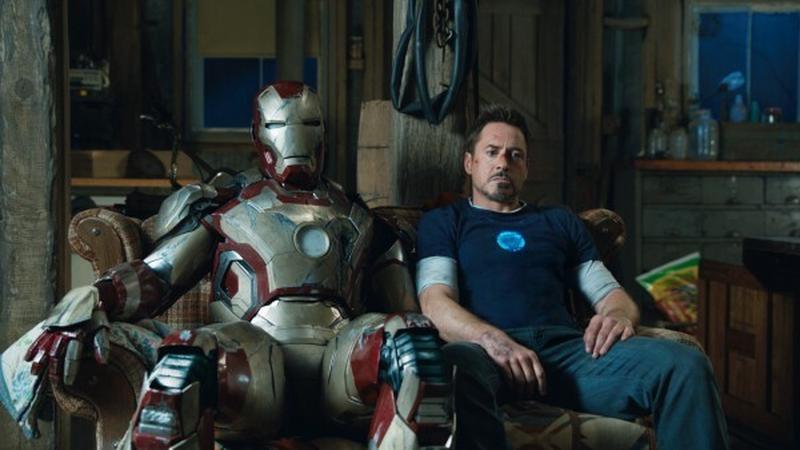 """""""Iron Man 3"""" - kadr z filmu"""