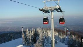 Polska - Krynica na zimę