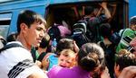 HAOS U ĐEVĐELIJI Voz s imigrantima krenuo ka Srbiji, u tuči sevali i noževi