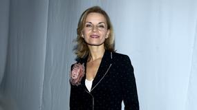 Małgorzata Foremniak i inne gwiazdy na premierze spektaklu