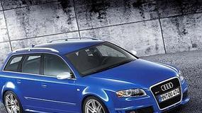 Rakietowe Audi