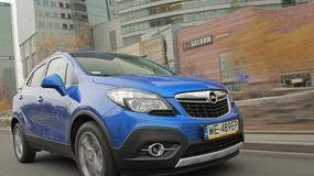 Opel Mokka 1.4 Turbo: test crossovera od Opla