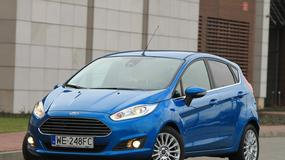 Ford Fiesta 1.0 Ecoboost: maluch z mocnym sercem