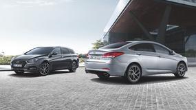 Hyundai i40 - odświeżony wygląd i nowy silnik