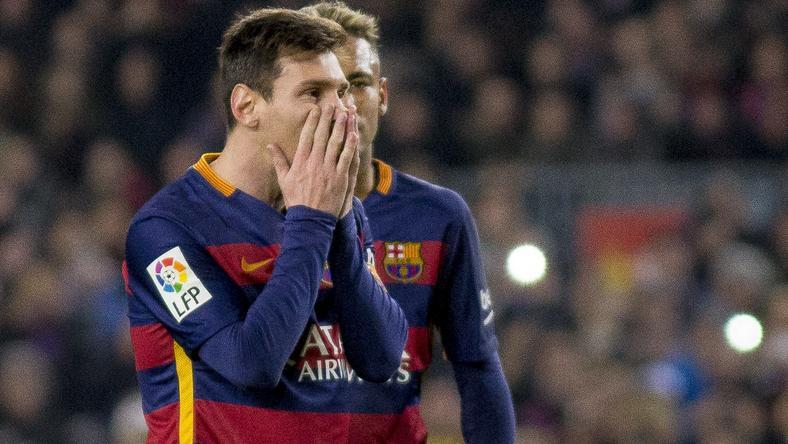 Lionel Messi kínos helyzetbe került Kínában /Fotó: AFP