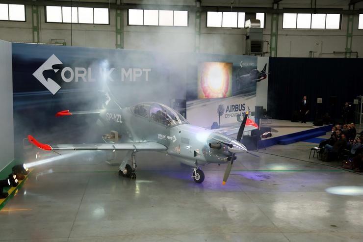 PZL-130 Orlik - Orlik MPT