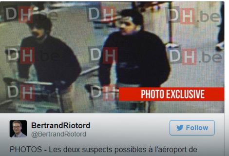 Taksista je vozio dvojicu terorista