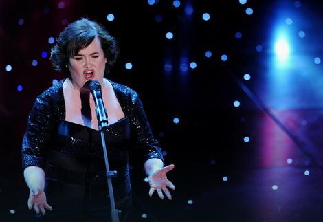 Suzan Bojl zadivila je svet svojim glasom na takmičenju 2009.