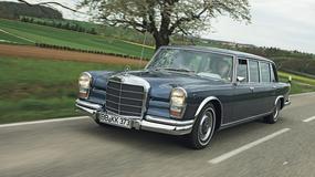 Mercedes 600 Pullman - klasyk z najwyższej półki