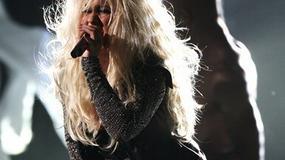 Christina Aguilera wygląda strasznie