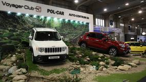 Fiat 500X i Jeep Renegade: bliźniaki na targach w Poznaniu