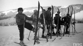 Muzeum Narciarstwa w Cieklinie - największa w kraju kolekcja sprzętu narciarskiego