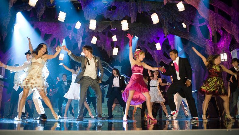 Vanessa Hudgens Zac Efron oldalán játszott főszerepet a háromrészes Disney-filmben / Fotó: Northfoto