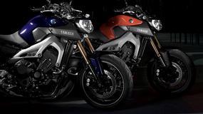 Nowa, mroczna Yamaha dla młodszych