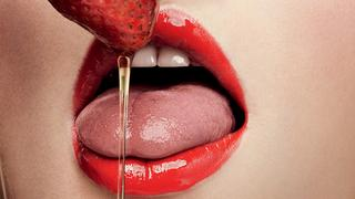 Czerwień na ustach