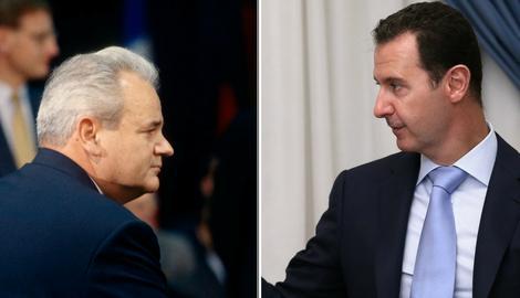 """""""Ako smo zaustavili Miloševića, zašto NE MOŽEMO ASADA?"""""""