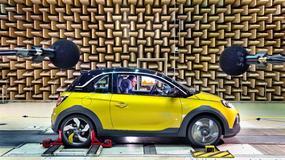 Opel Adam z systemem audio Infinity. Bagażnik mniejszy o 100 litrów!
