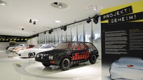 Muzeum Porsche: ściśle tajne – teraz jawne