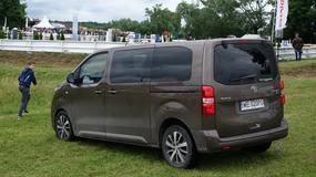 Toyota Proace Verso – test długodystansowy (cz. 12)