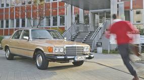 Pierwszy luksusowy turbodiesel - Mercedes 300 SD