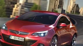 Nowy Opel Astra GTC coraz bliżej (video)