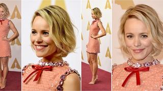 Best Look: Rachel McAdams w sukience Prady