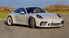 Porsche 911 GT3 - generator mocnych wrażeń