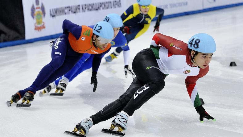 Liu Shaolin Sándor nagy csatában győzött /Fotó: AFP