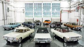 Retro Motor Show Poznań: zabytkowe Ople na stoisku Auto Świat Classic