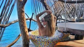 Chodakowska na Bali, płacząca Siwiec, Mielcarz w pościeli – tydzień na Instagramie gwiazd