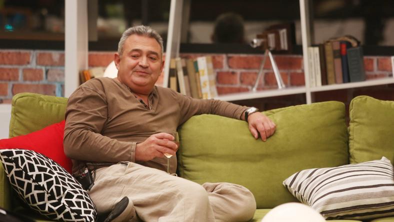Gesztes saját bevallása szerinti napi több üveg bort megiszik /Fotó: TV2