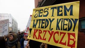 Poznań: Solidarni przeciw kulturze gwałtu. Manifa przeszła ulicami miasta