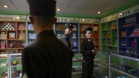 Korea Północna otwiera nowe osiedle mieszkaniowe i centrum handlowe