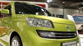 AMI/AMITEC 2007: Daihatsu Materia - kompaktowy van za 14,5 tys. euro.