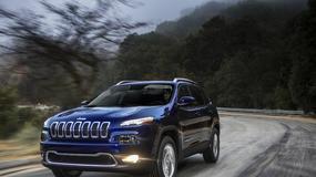 Nowy Jeep Cherokee bez tajemnic - zdjęcia