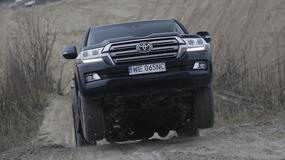 Toyota Land Cruiser V8 - zabili ją i wróciła!
