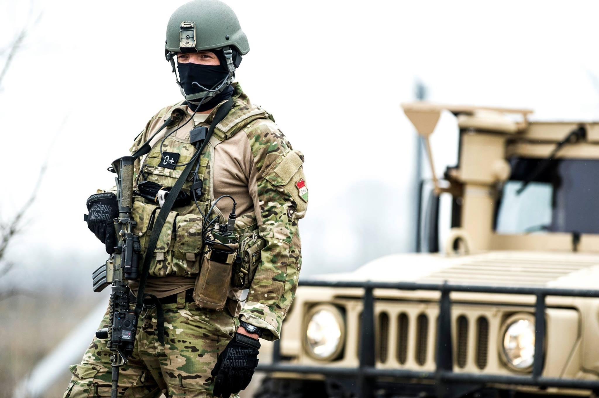 szerződéses katona jövőképe