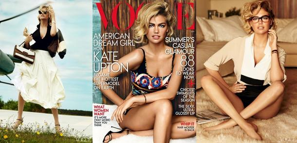 Kate Upton - American Dream Girl