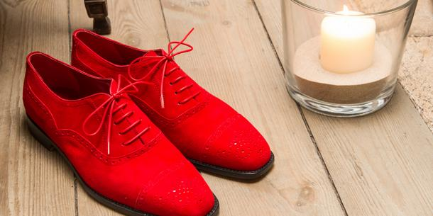 Manolo Blahnik stworzył kolekcję butów dla mężczyzn
