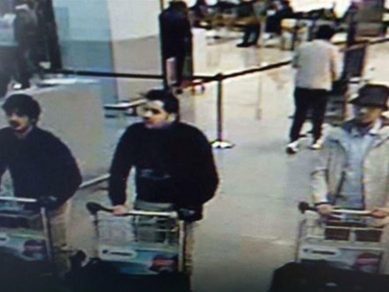 Podejrzani o zamach w Brukseli