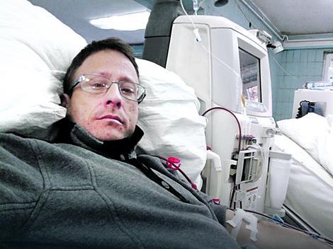 Ivan Novković: Imam utisak kao da se nalazim u nekoj ratnoj bolnici