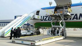Uzbekistańskie Linie Lotnicze będą ważyć każdego pasażera