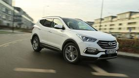 Hyundai Santa Fe 2.2 CRDi po liftingu - więcej komfortu i mocy