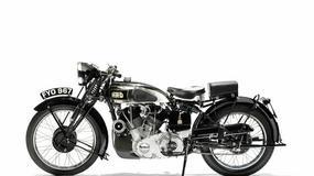 Przedwojenny motocykl za 1,5 miliona złotych