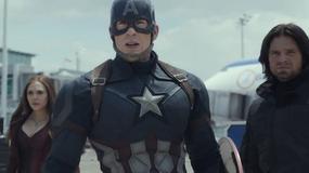 """""""Kapitan Ameryka: wojna bohaterów"""": dwie sceny po napisach końcowych"""