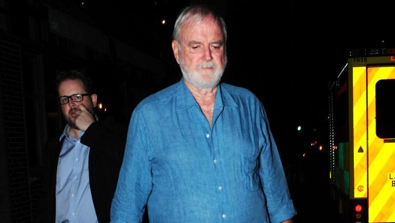 A komikus Cleese a válása  után 8,6 milliárd forintnyi fontot fizetett ki a nejének /Fotó: Profimedia-Reddot