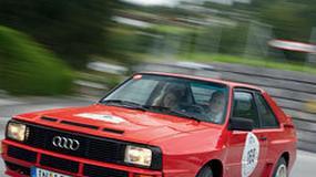Audi: 25 lat słynnego Sport Quattro