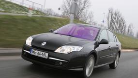 Renault Laguna 2.0 DCI - Nawet nie czujesz, że jeździsz dieslem